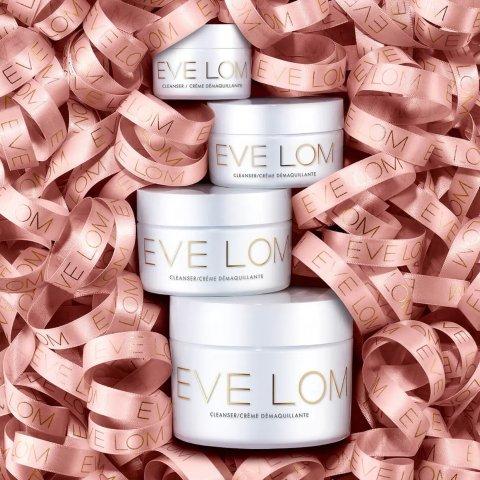 变相5.7折 仅€144(价值超€250)EVE LOM 完美卸妆膏4件套 一次收370ml 最强卸妆攻略