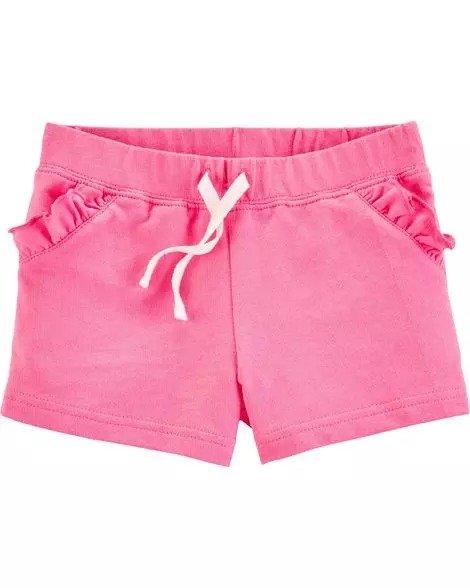 女婴花边短裤,2色选