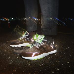 发售价$200  白天闪到夜晚2019最强武器:Adidas Nite Jogger来袭!杨幂、baby同款