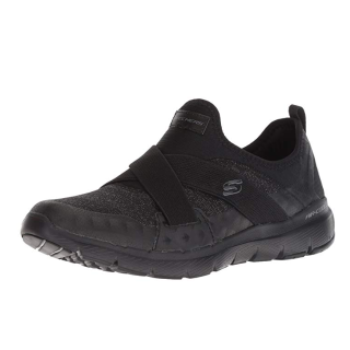 $19.14Skechers 女款运动跑鞋 5码