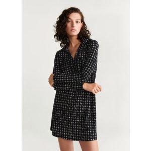 MangoShort shirt dress - Women | OUTLET USA