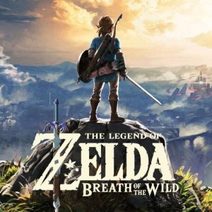 The Legend of Zelda: Breath of the Wild Nintendo Switch Games