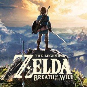 $39.99 (原价$59.99)新用户福利 塞尔达传说:旷野之息 Nintendo Switch 游戏