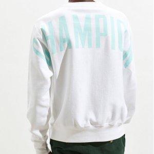 Urban Outfitters Champion Reverse Logo Sweatshirt