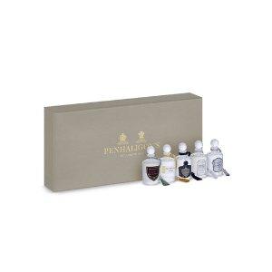 Penhaligon's含5瓶!£8/瓶!绅士香水礼盒
