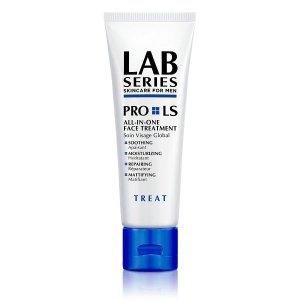 Lab Series无门槛8折!男士多效保养乳液