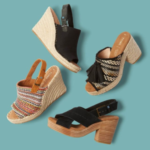30% OffTOMS Sandals Flash Sale