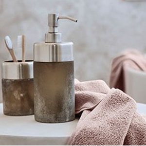 低至3折 $18收浴巾5件套折扣升级:Sheridan 奢华床品毛巾组合热卖