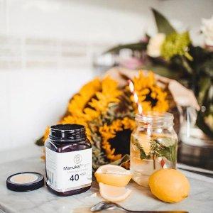 低至1折 £10入250g蜂蜜Manuka Pharm 夏季大促 多款药用级别蜂蜜吃出红润好气色