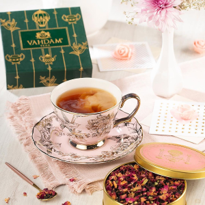 40%off+Extra 10%offDealmoon Exclusive: Vahdam Teas Limited Time Promotion