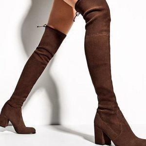 Extra 25% OffEnding Soon: Stuart Weitzman Boots Sale