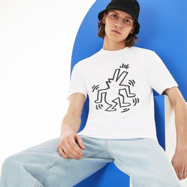 x Keith Haring 男士T恤