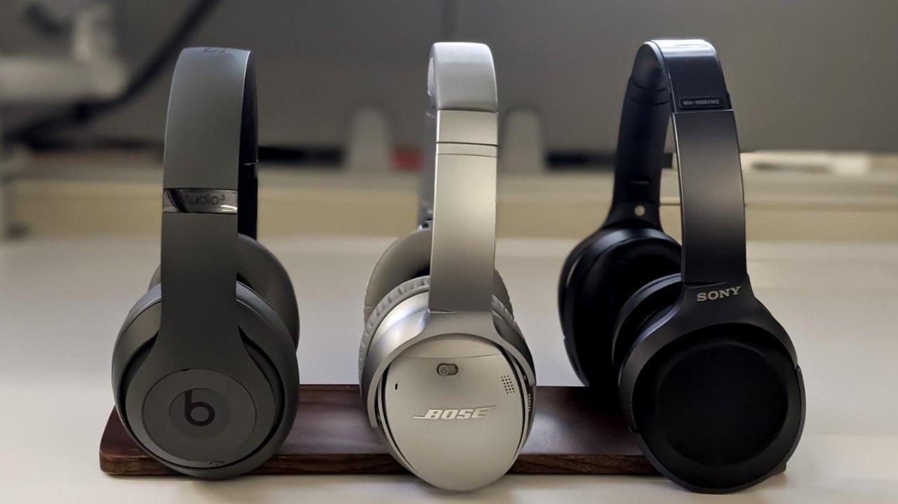"""""""苹果芯""""的旗舰Beats Studio³ Wireless还能不能打?三款老牌旗舰大PK!"""