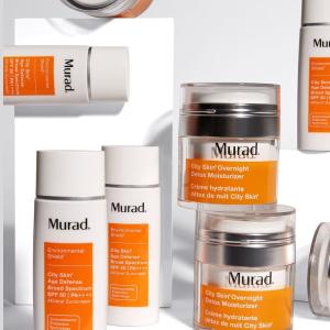 任意单送好礼 + 免邮最后一天:Murad Skin Care官网 全场护肤品促销