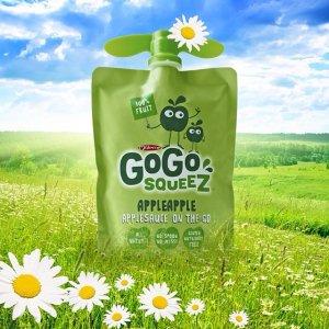 $1.54起 纯天然制作Go Go Squeez 营养果泥 天然水果  好吃好玩