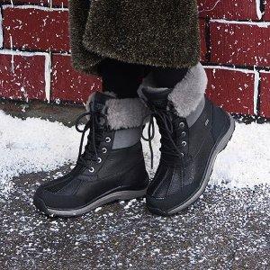 低至6.9折+额外9折+首单免邮最后一天:Ugg 防寒保暖冬靴专场 $135收冬季防寒防水保暖靴