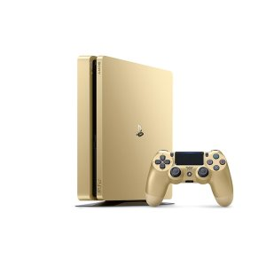 $249.99Sony PlayStation 4 Slim 1TB 金色限量版