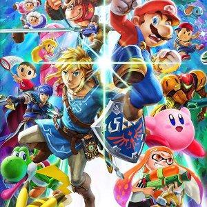 Prime Members: Super Smash Bros  Ultimate (Nintendo Switch