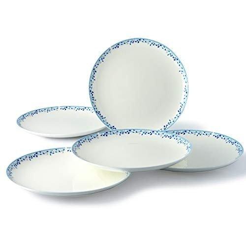 Narumi 蓝叶 餐具套装