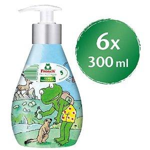 儿童洗手液6瓶