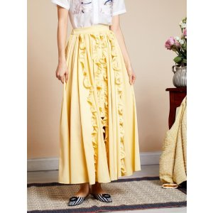 Apple Butter Midi Skirt 半身裙
