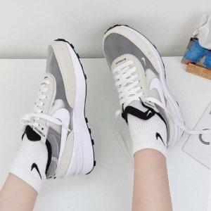 $100+包邮 多色可选上新:Nike Waffle One 女士运动鞋 Sacai联名平替款 梦幻透视