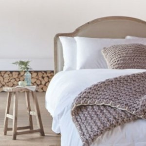 低至8.5折 £18收双人过冬被Snuggledown 精选被芯、枕头热促 安睡一夜到天明