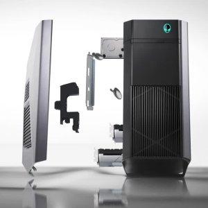 八代i7+16GB+1080+双硬盘 $1276Alienware Aurora R8 高颜值游戏台式机8.8折