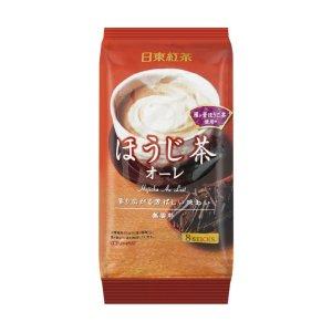 NITTO日东红茶 烧奶茶 8条入