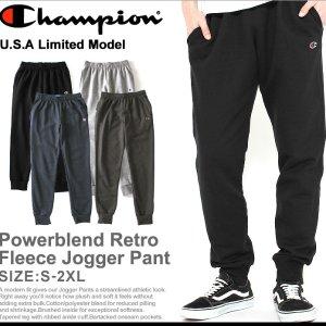 $13.99Champion Men's Powerblend Retro Fleece Jogger Pant @ Amazon.com