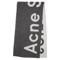 Acne Studios 双面羊毛围巾
