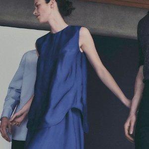 £19收T恤,£69收连衣裙COS 质感美衣新款上架 简约又高级
