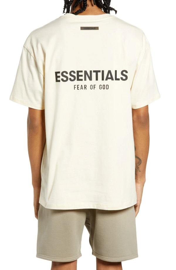 logo 男士T恤