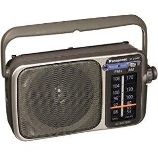 $28.29Panasonic RF-2400D AM / FM 收音机