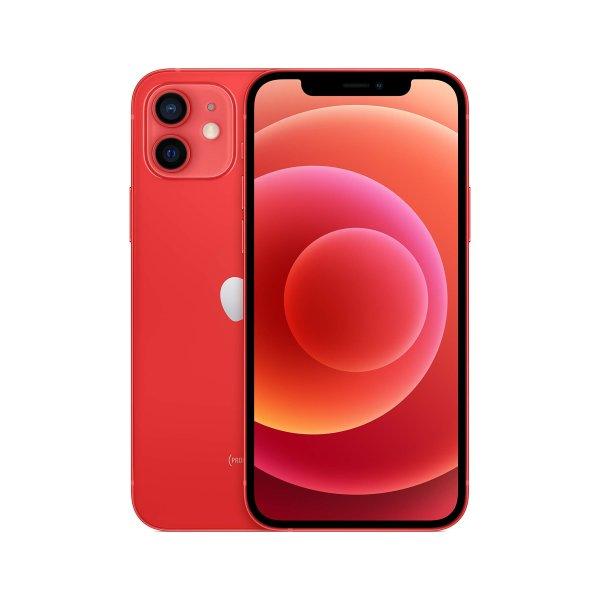 iPhone 12 64GB 红色