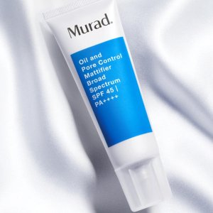 MuradOil and Pore Control Mattifier Broad Spectrum SPF 45 | PA++++