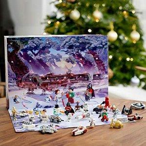 Lego2020圣诞倒计时日历 星球大战系列