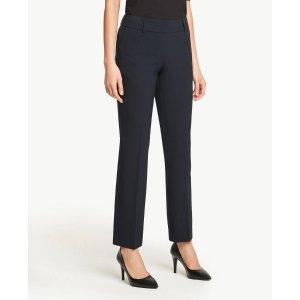 Ann Taylor15% off $100Curvy Straight Leg Pants in Navy