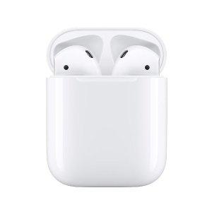 $197.99(原价$219.99)二代Apple AirPods 亲身体验真香的感觉