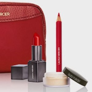 Free GiftWith $85+ Purchase @ Laura Mercier