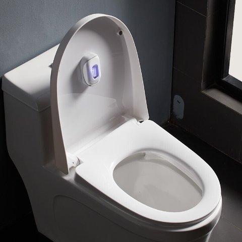 $20.59Xiaoda Intelligent Sterilizer Deodorant USB Charging UV Toilet Sterilizing