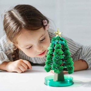 Hilai 1PACK Magic Growing Tree DIY Crystal Christmas Tree
