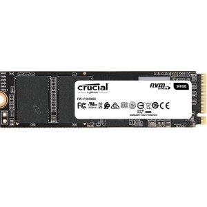$53.35Crucial P1 500GB 3D NAND NVMe PCIe M.2 SSD