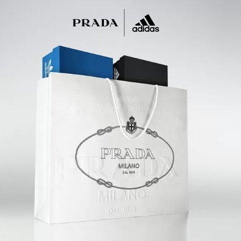 传闻成真,预计今年12月发售新品预告:Prada 与 adidas 官方确认将会推出联名系列,准备开抢