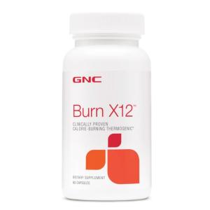 $7.99最后一天:GNC BURN X12 减脂配方
