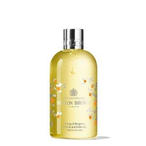 Molton BrownLimited Edition Orange & Bergamot Bath & Shower Gel