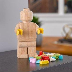 Lego11月3日VIP提前购大号木质人偶 853967   Originals 系列