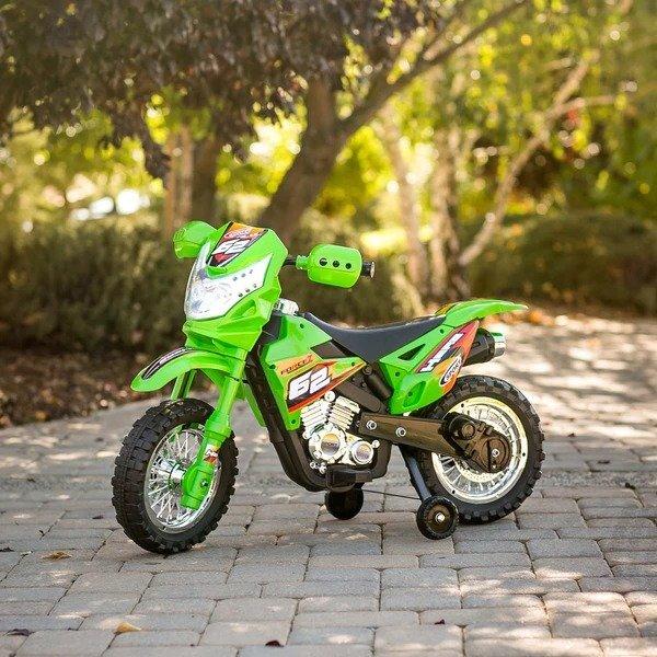 6V 儿童电动摩托车,多色选