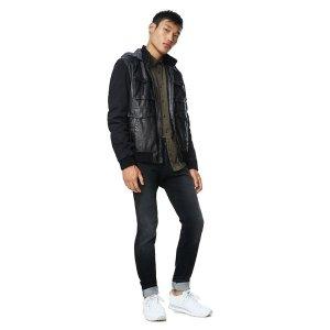 Men's black jacket - Antonio | Desigual.com