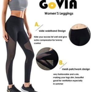 运动必备 每条低至€10.99GoVIA 超舒适健身裤好价 舒适度满分 弹性十足完美贴身